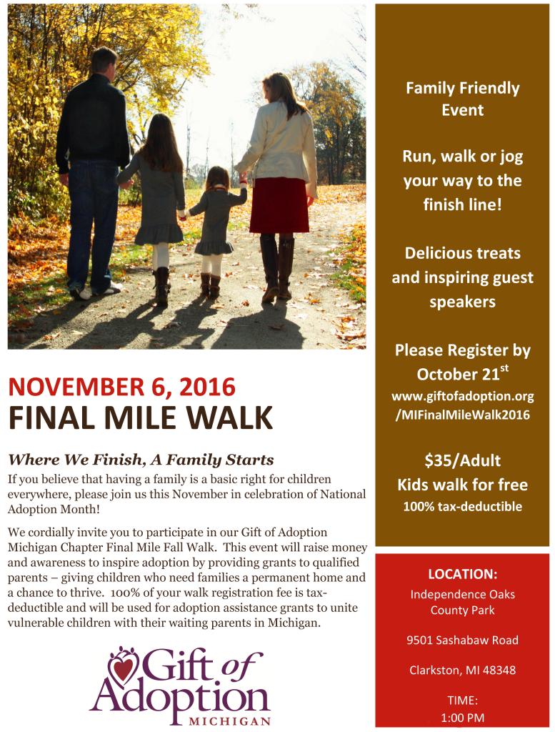 GOA MI Final Mile Walk 2016 Invitation - 080316