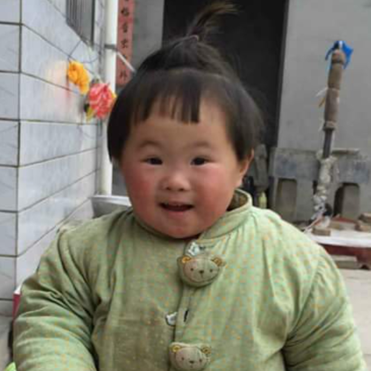 Joy Is An Outgoing, Kind And Generous 3 ½ Yearold Child Who Will Soon Be  Scooped Up From The Foster Home Where She Currently Resides In China By Her
