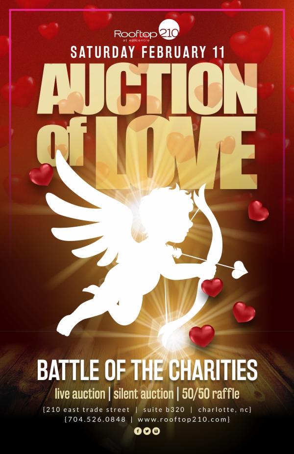 R210 Auction of Love em rr